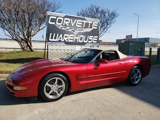 2001 Chevrolet Corvette Convertible 1SC, Z51, 6-Speed, Polished Wheels 69k in Dallas, Texas 75220