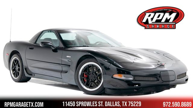 2001 Chevrolet Corvette Z06 Procharged with Many Upgrades