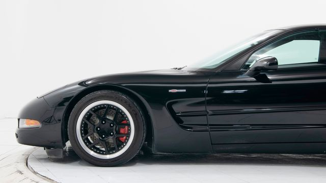 2001 Chevrolet Corvette Z06 Procharged with Many Upgrades in Dallas, TX 75229
