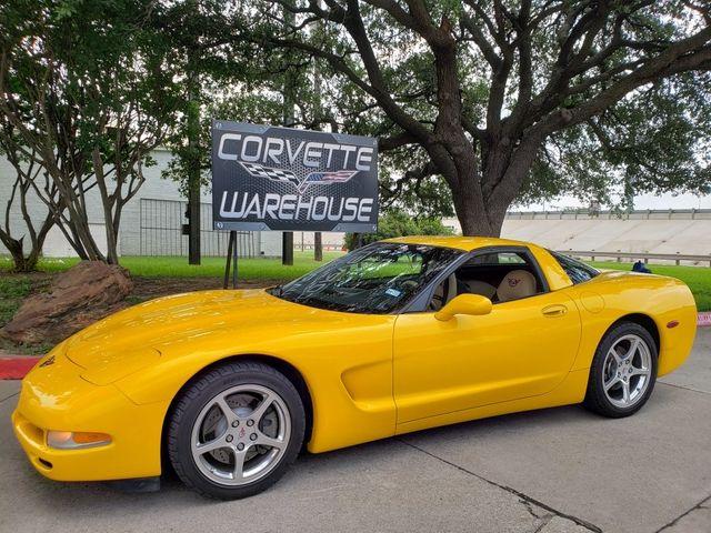 2001 Chevrolet Corvette Coupe 1SB, TT Seats, Bassani, Chromes, Nice 89k in Dallas, Texas 75220