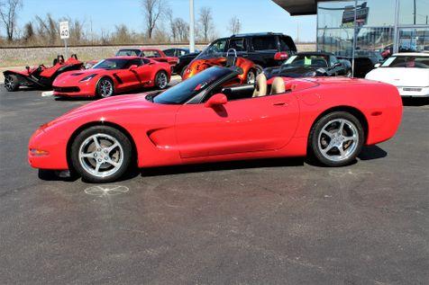 2001 Chevrolet Corvette  | Granite City, Illinois | MasterCars Company Inc. in Granite City, Illinois