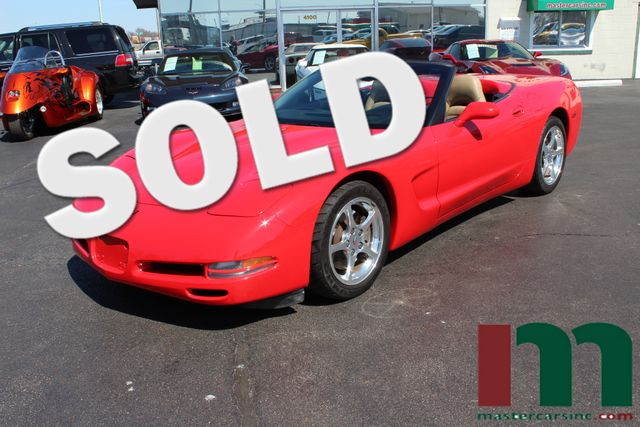 2001 Chevrolet Corvette  | Granite City, Illinois | MasterCars Company Inc. in Granite City Illinois