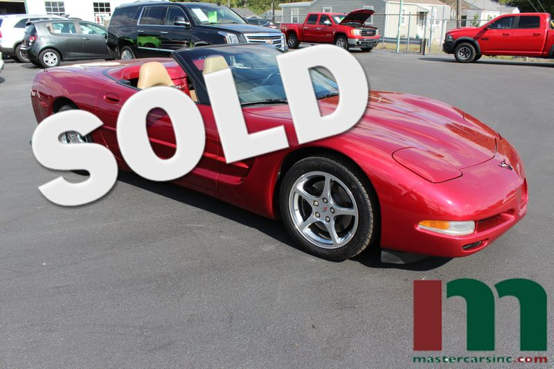 2001 Chevrolet Corvette    Granite City, Illinois   MasterCars Company Inc. in Granite City Illinois