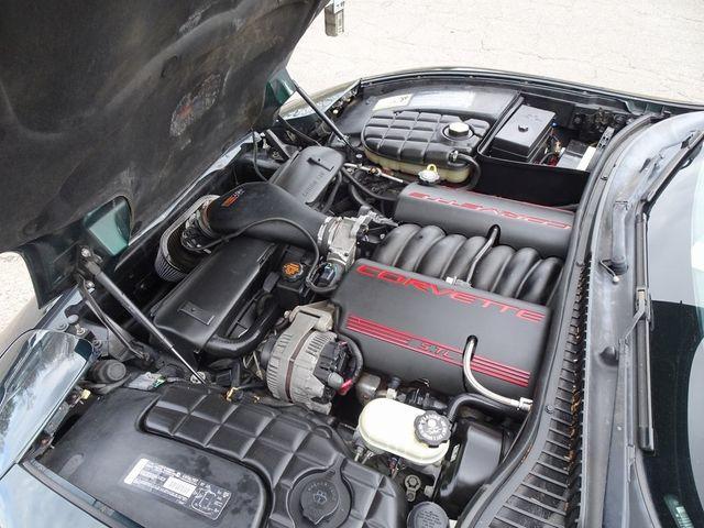 2001 Chevrolet Corvette Base Madison, NC 34