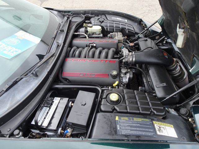2001 Chevrolet Corvette Base Madison, NC 35
