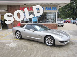 2001 Chevrolet Corvette GLASS TOP in Medina OHIO, 44256