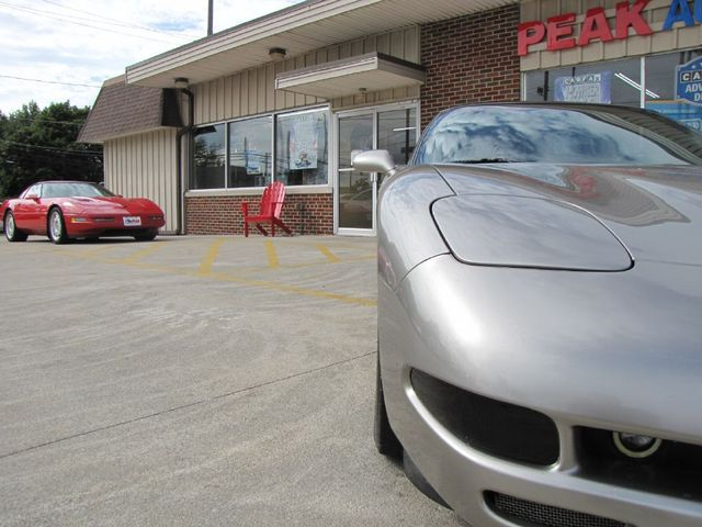 2001 Chevrolet Corvette GLASS TOP in Medina OHIO, 44256