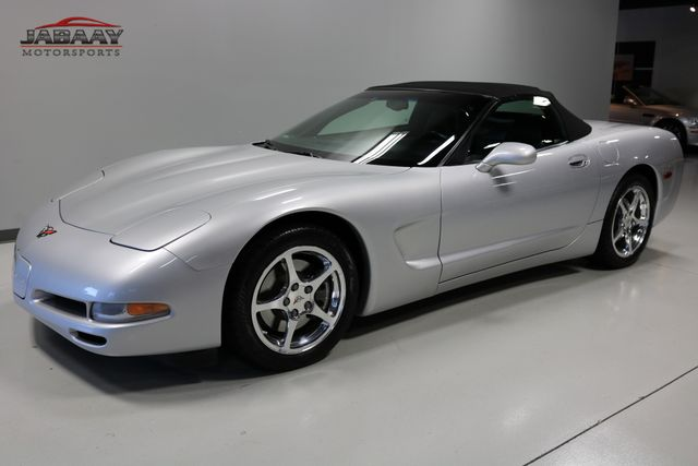 2001 Chevrolet Corvette Merrillville, Indiana 25