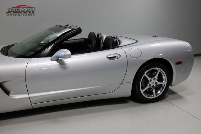 2001 Chevrolet Corvette Merrillville, Indiana 33
