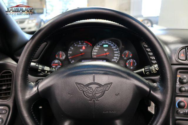 2001 Chevrolet Corvette Merrillville, Indiana 16