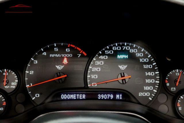 2001 Chevrolet Corvette Merrillville, Indiana 17