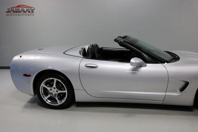 2001 Chevrolet Corvette Merrillville, Indiana 38
