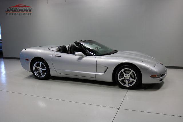 2001 Chevrolet Corvette Merrillville, Indiana 43