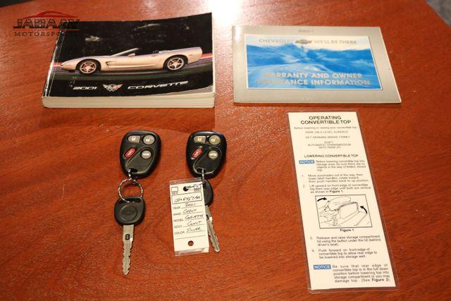 2001 Chevrolet Corvette Merrillville, Indiana 49