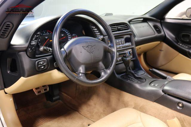 2001 Chevrolet Corvette Merrillville, Indiana 10