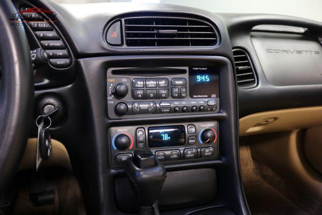 2001 Chevrolet Corvette Merrillville, Indiana 20