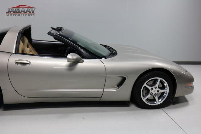 2001 Chevrolet Corvette Merrillville, Indiana 39