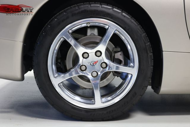 2001 Chevrolet Corvette Merrillville, Indiana 46