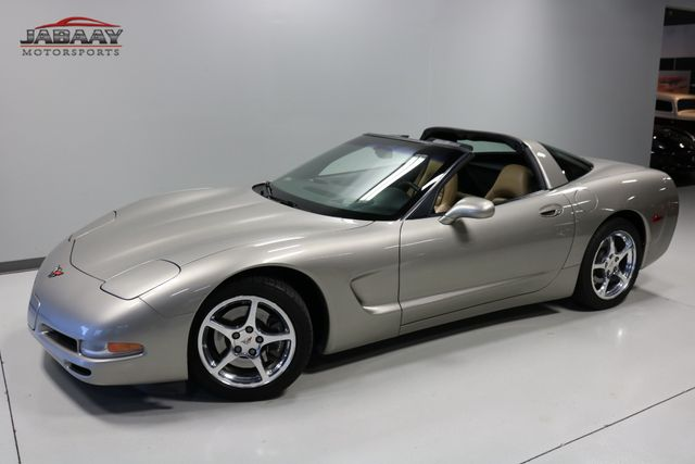 2001 Chevrolet Corvette Merrillville, Indiana 29