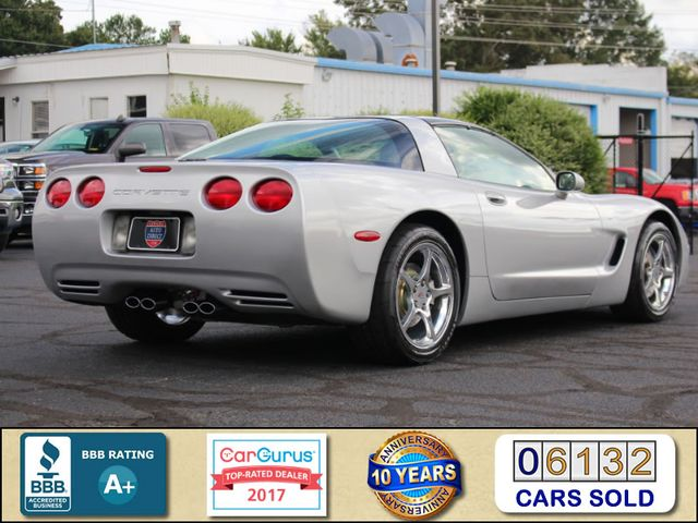 2001 Chevrolet Corvette 1SC - TOP OF THE LINE - UPGRADED WHEELS! Mooresville , NC 2