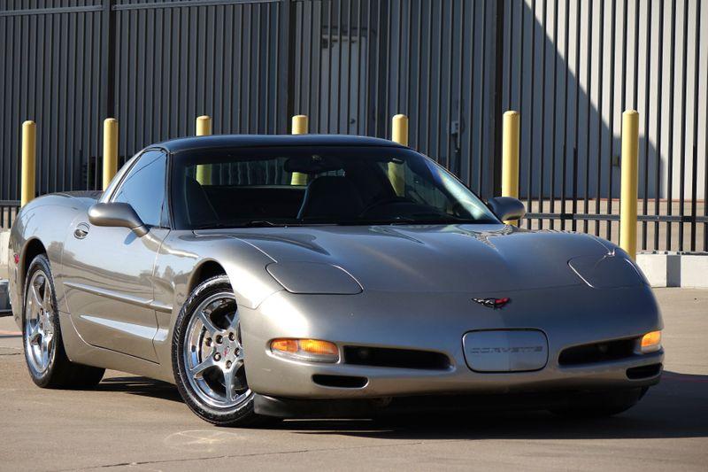 2001 Chevrolet Corvette Coupe* Auto* Only 40k Mi* EZ Finance**   Plano, TX   Carrick's Autos in Plano TX