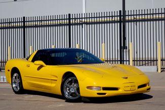2001 Chevrolet Corvette Manual Trans*Only 72k* EZ Finance**   Plano, TX   Carrick's Autos in Plano TX