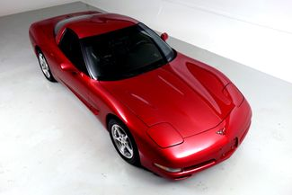 2001 Chevrolet Corvette * Manual* 76K Miles* HeadsUp Display* Magnetic Red | Plano, TX | Carrick's Autos in Plano TX