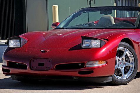 2001 Chevrolet Corvette Auto*Only 105k mi* | Plano, TX | Carrick's Autos in Plano, TX
