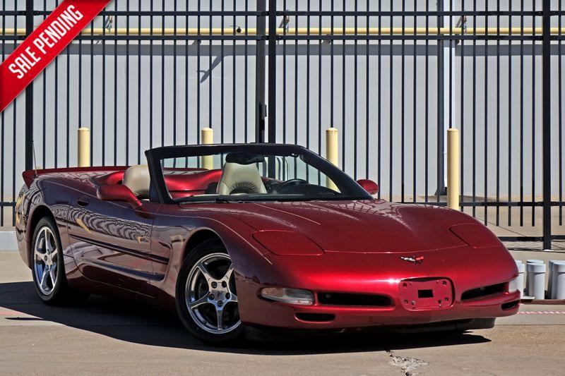 2001 Chevrolet Corvette Auto*Only 105k mi* | Plano, TX | Carrick's Autos in Plano TX