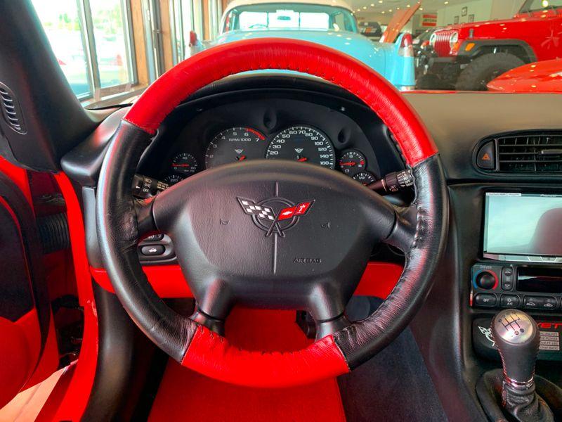 2001 Chevrolet Corvette Coupe  St Charles Missouri  Schroeder Motors  in St. Charles, Missouri