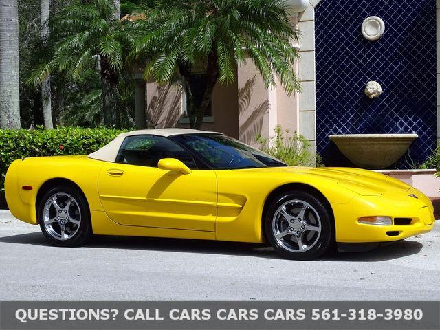 2001 Chevrolet Corvette Convertible in West Palm Beach, Florida 33411