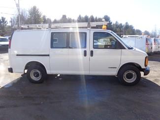 2001 Chevrolet Express Cargo Van Hoosick Falls, New York 2