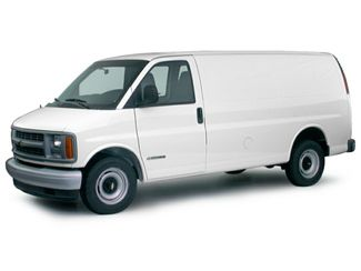 2001 Chevrolet Express Van G3500 Base in Medina, OHIO 44256