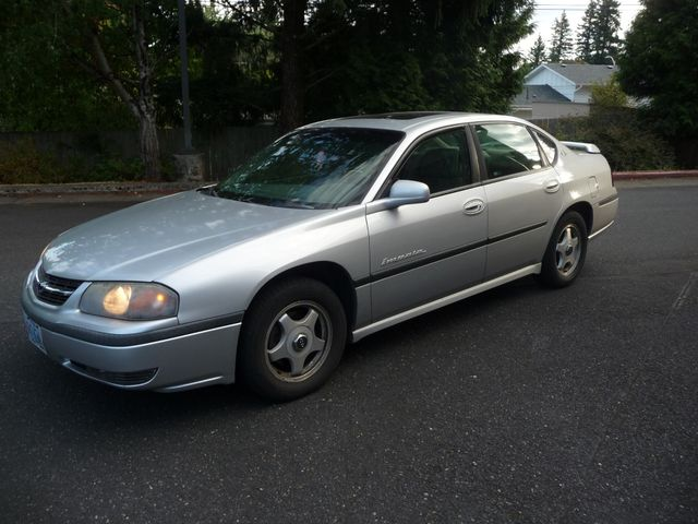 2001 Chevrolet Impala LS in Portland OR, 97230