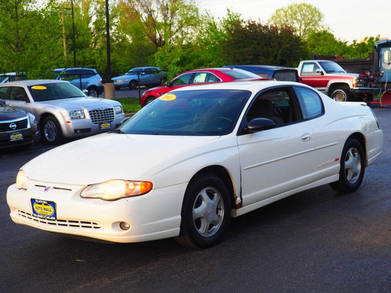 2001 Chevrolet Monte Carlo SS | Champaign, Illinois | The Auto Mall of Champaign in Champaign Illinois