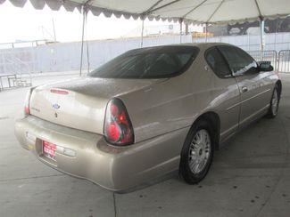 2001 Chevrolet Monte Carlo LS Gardena, California 2
