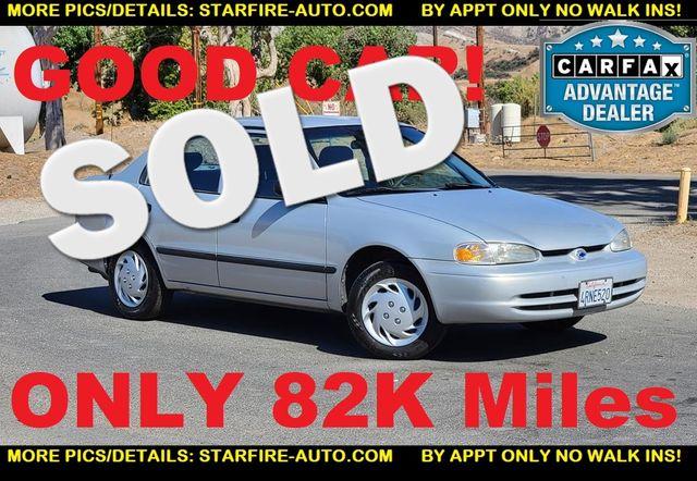 2001 Chevrolet Prizm Santa Clarita, CA
