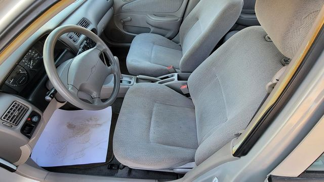 2001 Chevrolet Prizm Santa Clarita, CA 13