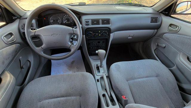 2001 Chevrolet Prizm Santa Clarita, CA 7