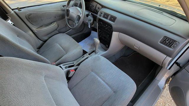 2001 Chevrolet Prizm Santa Clarita, CA 9