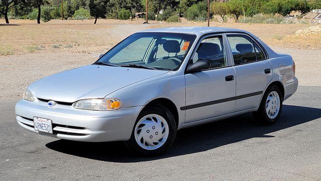 2001 Chevrolet Prizm Santa Clarita, CA 1