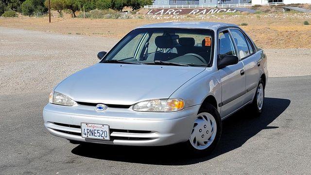 2001 Chevrolet Prizm Santa Clarita, CA 4