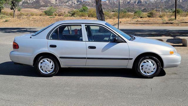 2001 Chevrolet Prizm Santa Clarita, CA 12