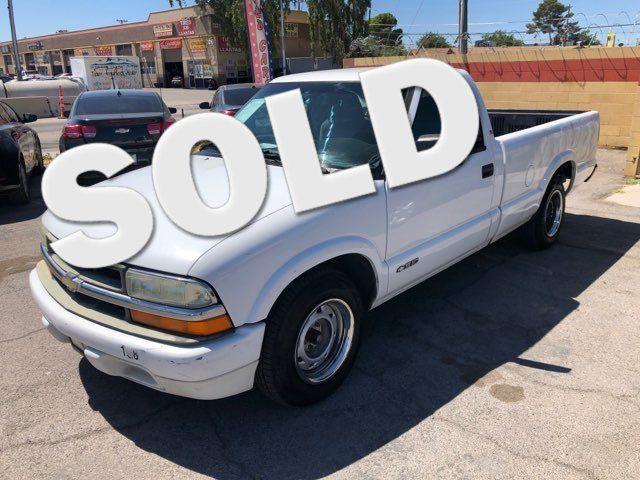2001 Chevrolet S-10 LS CAR PROS AUTO CENTER (702) 405-9905 Las Vegas, Nevada