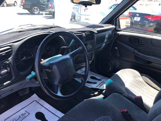 2001 Chevrolet S-10 LS CAR PROS AUTO CENTER (702) 405-9905 Las Vegas, Nevada 5