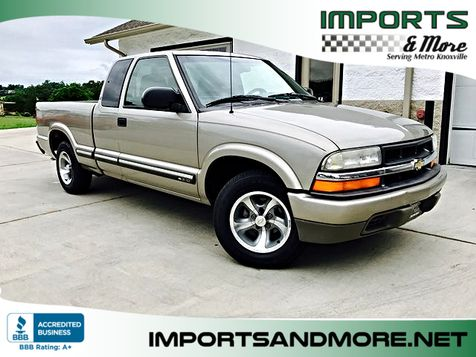2001 Chevrolet S-10 LS Extended Cab V6 in Lenoir City, TN