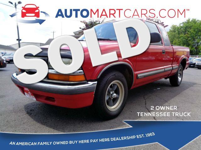 2001 Chevrolet S-10 LS in Nashville, Tennessee 37211