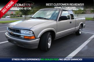 2001 Chevrolet S-10 LS in Pinellas Park Florida, 33781