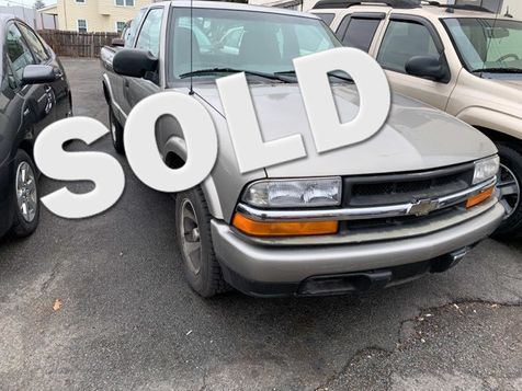 2001 Chevrolet S-10 LS in West Springfield, MA