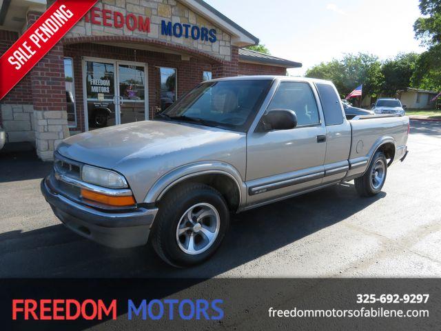 2001 Chevrolet S10 LS in Abilene,Tx, Texas 79605